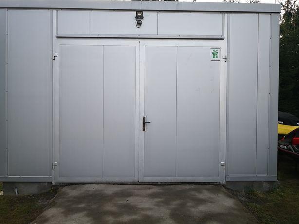 Brama Garażowa 2.5m x 3m + RAMA Poznań