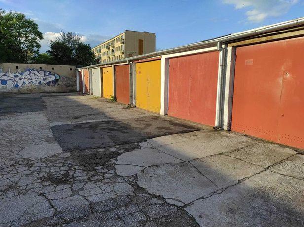 Zamienię garaż z osiedla Piastowskiego na osiedlu Solno