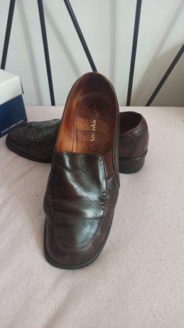 Buty skórzane Syrena 39