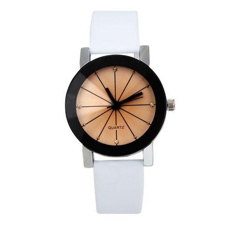 OKAZJA!!! Piękny biały zegarek damski !!!