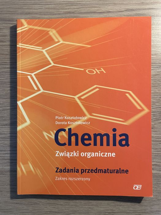 Chemia związki organiczne zadania przedmaturalne Mysłowice - image 1