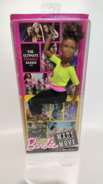 Барби йога Аша / Made to Move Barbie