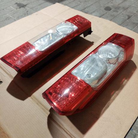 Fiat Ducato lampy tyl