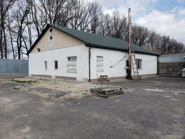 Продажа химсклада в Черкасской области