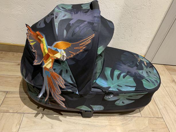 Люлька Cybex Priam Lux Birds of Paradise
