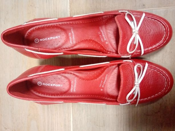 Sapatos Rockport com palmilha adiprene da Adidas - NOVOS