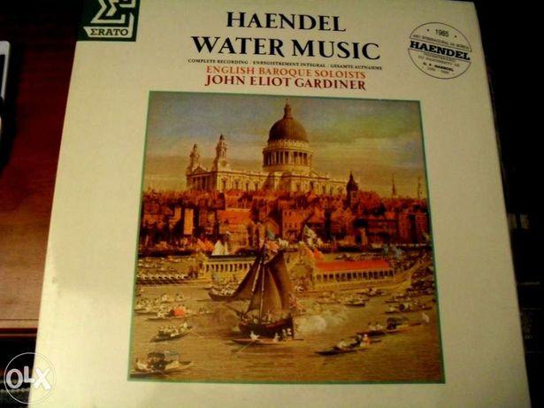 Haendel - Water Music - LP vinil