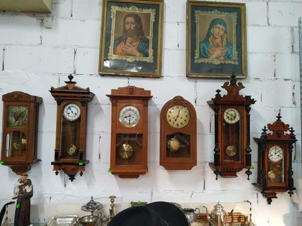 Zegary antyki kolekcja