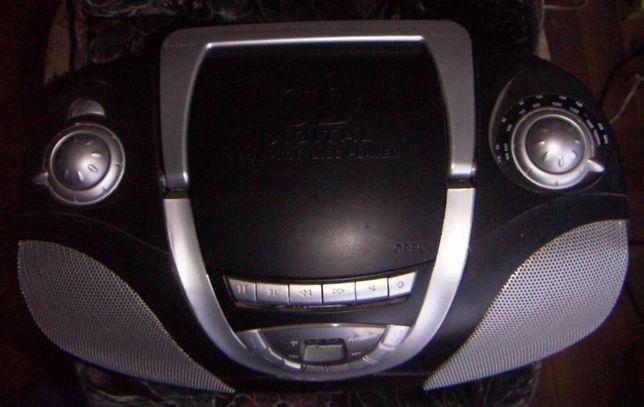 Магнитола кассетное радио CD-ресивер Watson RR 5889