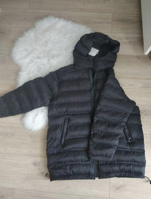 Nowa kurtka Zara pikowana hydrofobowa  40 L czarna Warka - image 1