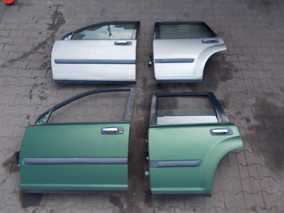 Drzwi lewe przód ,tył Nissan X-TRAIL T30 2,2 DCI Leszno - image 1