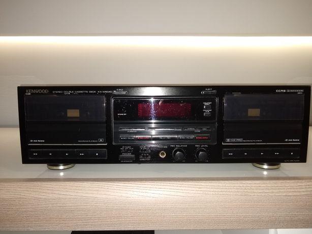 Kenwood magnetofon deck KX-W 6040.