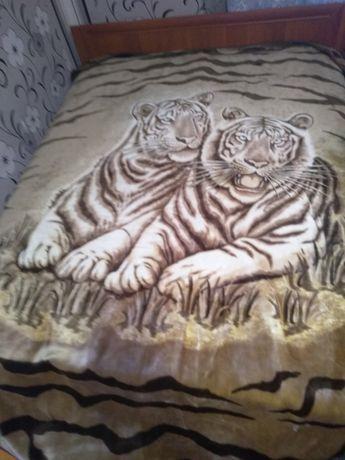 Одеяло покрывало ковдра solaron двухспальное корейское велюр