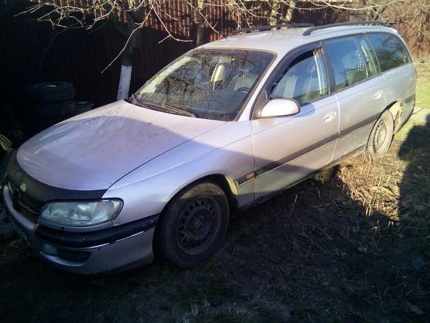 Opel Omega B Опель Омега Б Разборка запчасти авторазборка универсал