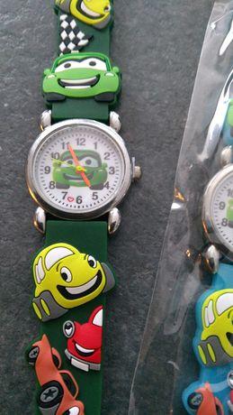 Zegarek dziecięcy auta
