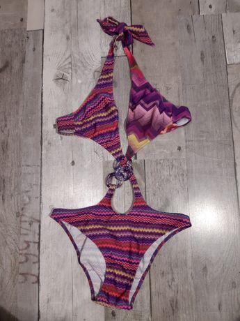 Jednoczęściowy strój kąpielowy calzedonia