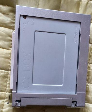 Kieszeń Icy Box kieszeń wewn. 5,25'' na dysk SATA 3,5''