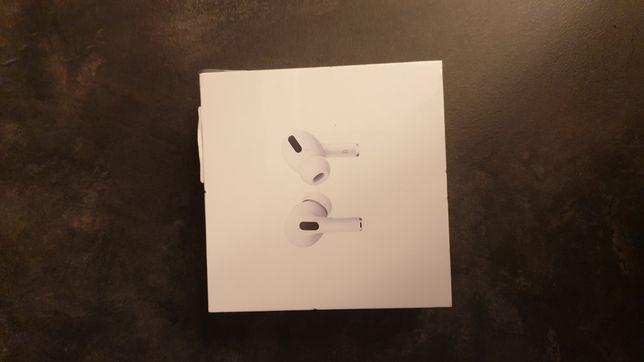 Słuchawki airpods pro nowe oryginalne!