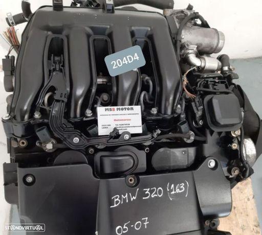 Motor Bmw 120d 320d 163 cv Ref. 204D4