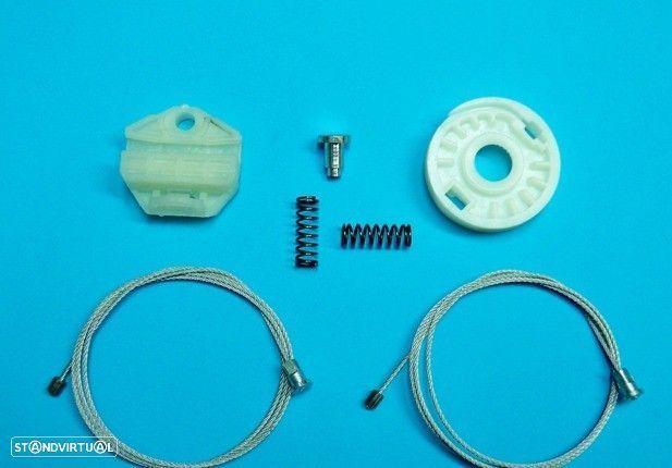 Kit Reparação Elevador Dos Vidros Mercedes Classe E, W210  Trás