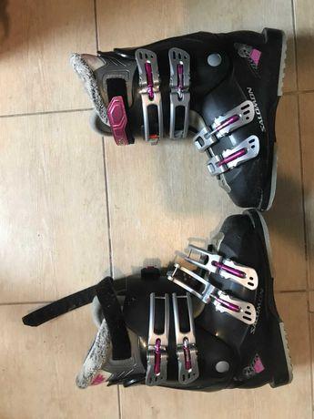 damskie buty narciarskie Salomon irony alu rozmiar 36 2/3
