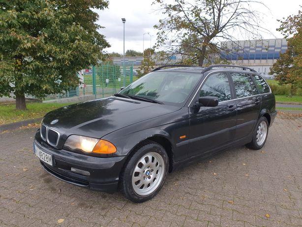 BMW E46 325xi XDrive 2.5 Benzyna 4x4 Opłaty Klimatyzacja Warszawa