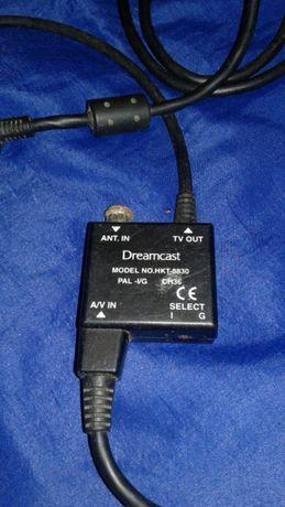 Dreamcast cabo para antena para tv's antigas