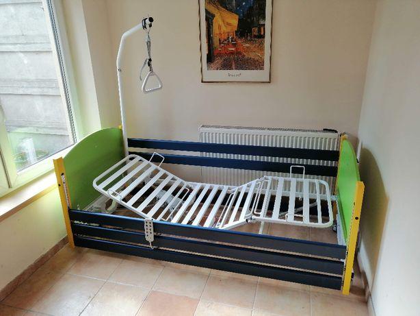 Łóżko rehabilitacyjne dziecięce z pilotem Rehabed Taurus Junior