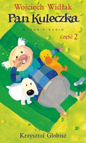 Bajka PAN KULECZKA 2 dla dzieci MP3 audiobook czyta Krzysztof Globisz
