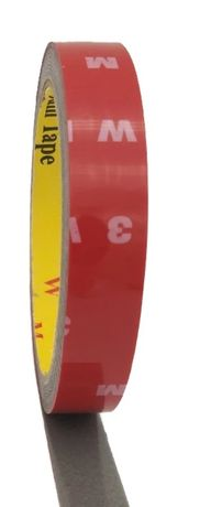 Двухсторонний  скотч 6-10мм Длина 3 метра Вышлю без предоплаты Цена за