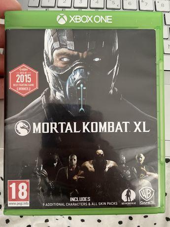 Xbox one Mortal Kobat Xl