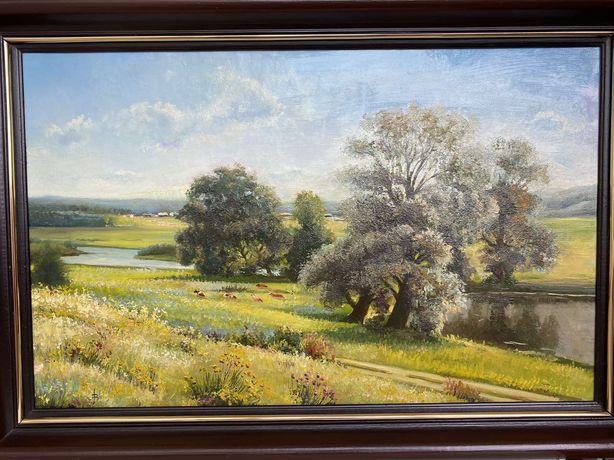 Живопись Картина   пейзаж