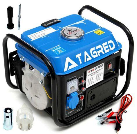 Agregat prądotwórczy 1550W TAGRED, gratisy