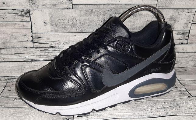 40р.(25.5см) Кожаные кроссовки Nike Air Max Command. Оригинал