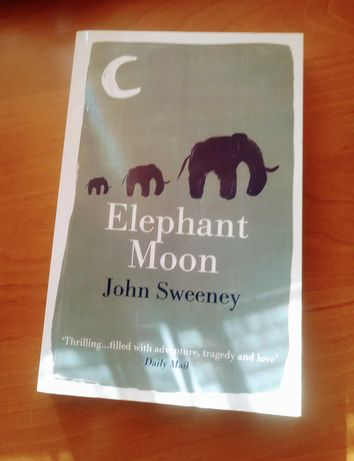 Elephant moon John Sweeney