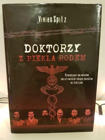 Doktorzy z piekła rodem Vivien Spitz