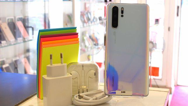 JAK NOWY Huawei P30 Pro 128GB Aurora | GWARANCJA | BramaPortowa