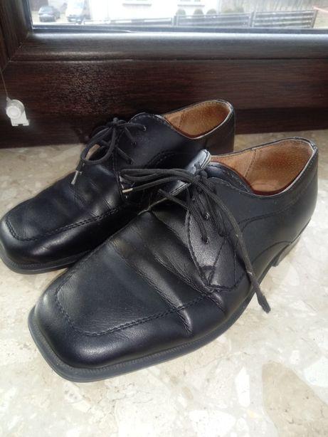 Pantofle komunijne/wizytowe