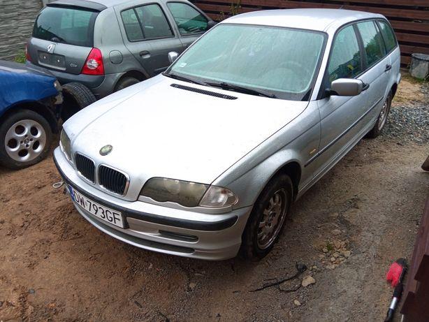 BMW E46 2.0d 136km wszystkie części
