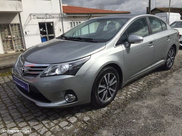 Toyota Avensis SD 2.0 D4D Luxury