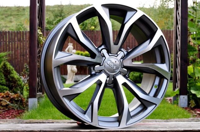 Литые диски Audi R16 A4 A5 A6 A7 A8 Q3 Q5 Q7 Ауди R17 5x112 RS A3 R18