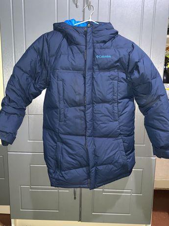 Зимняя удлиненная куртка Columbia Omni Heat , рост 140 146