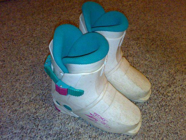 Buty narciarskie dziecinne Tecno Pro 20.5