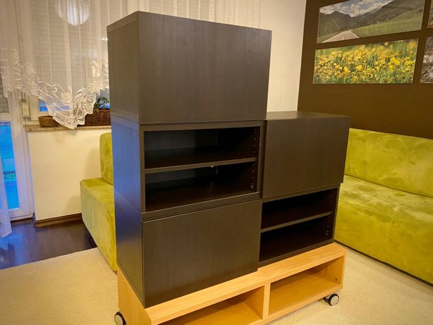 IKEA BESTA 3 szafki