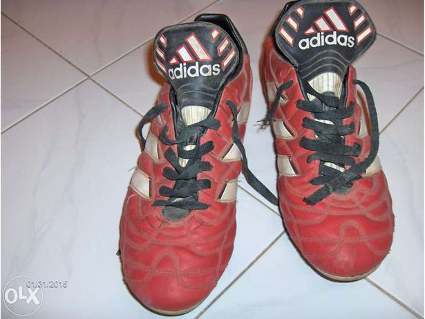 Adidas botas de futebol