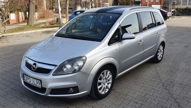 Opel Zafira B 2006r 1.8 benzyna + gaz