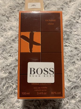 Perfum , Perfumy 100 ml Boss Orange