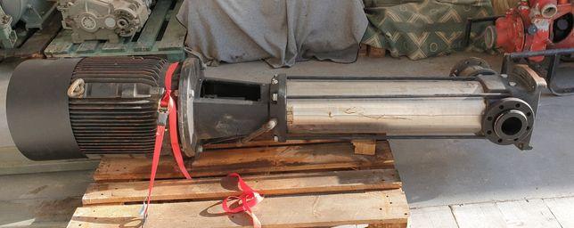 Pompa wirnikowa wysokiego ciśnienia Grundfos CR45-10, silnik 37kw