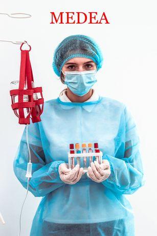Догляд за хворими