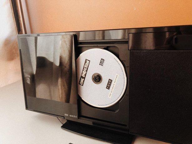 Sistema de som Panasonic SC-HC 17